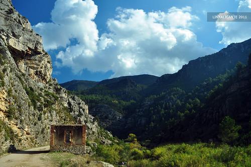 Vías verdes en la Comunidad Valenciana