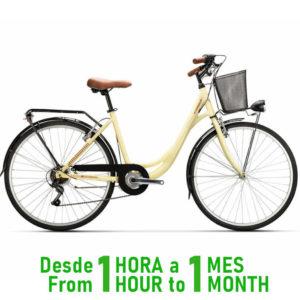 Alquiler Bicicleta Urbana