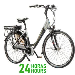 alquiler bicicleta electrica hibrida 24 horas