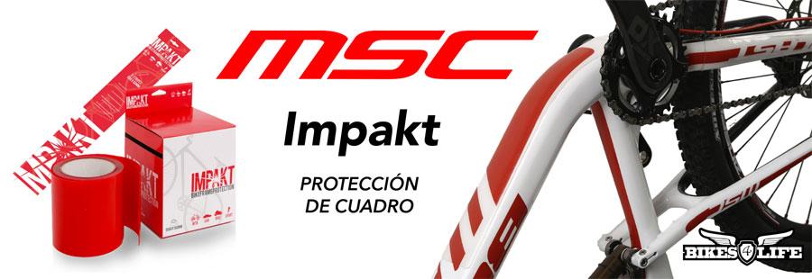 MSC Impakt protección cuadro