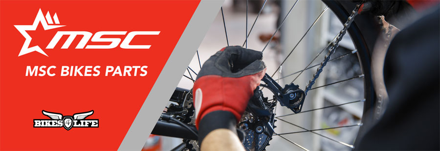 MSC Bikes Parts