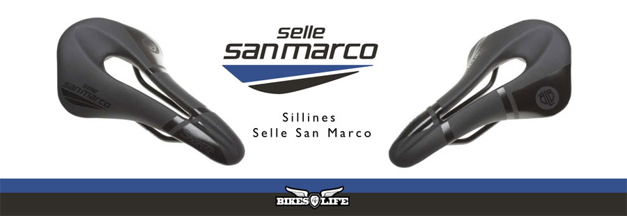 Sillines Selle San Marco