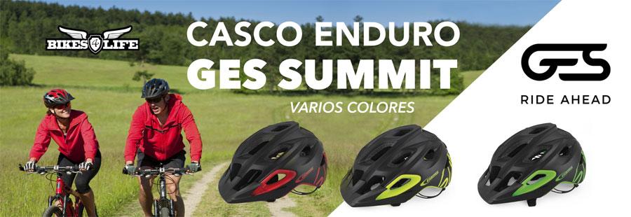 Casco Enduro GES Summit