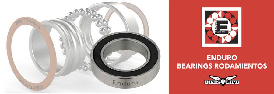Enduro Bearings Rodamientos