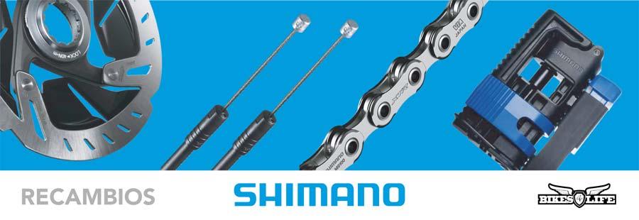 Recambios SHIMANO