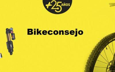 Bikeconsejo 07. Presión de las ruedas en los diferentes tipos de bicicletas