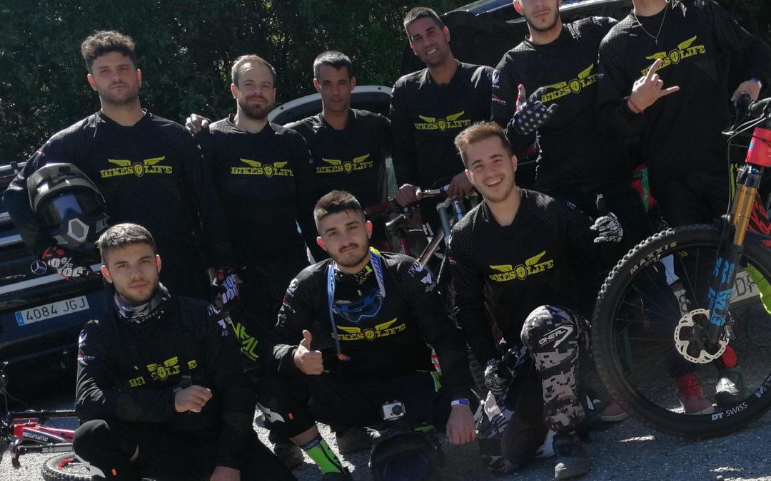 Apasionados de la bici, el MTB XC Enduro y el downhill